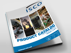 ISCO Product Catalog | Cover